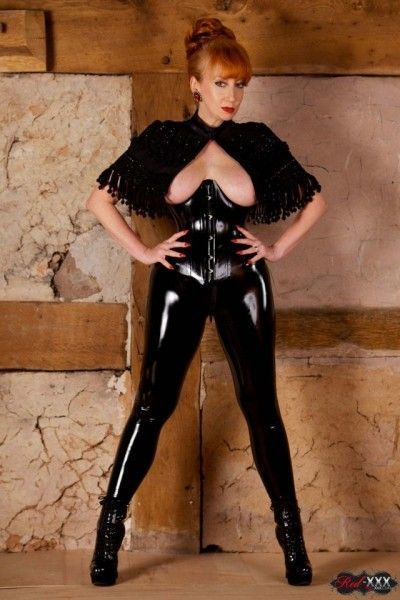 Have hit latex milf porn You