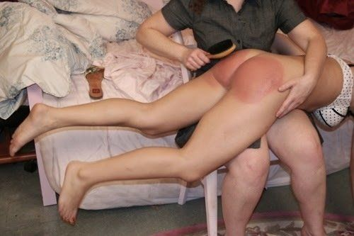 Ff spank first time opinion