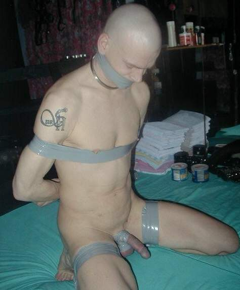 best of Body shaved Gay slave