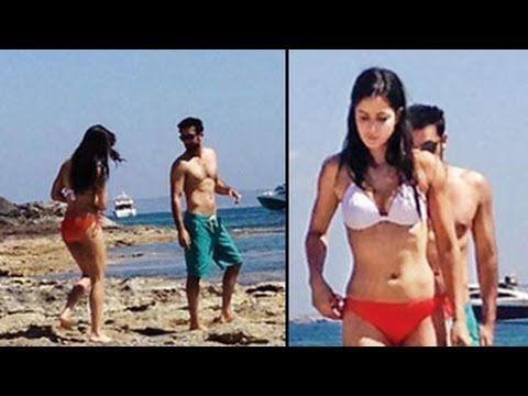 Alias reccomend Katrina kaif wet bikini video clip on beach from malleeswari