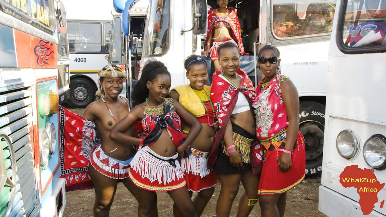Navigator reccomend Zulu reed dance girls