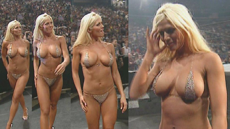 Torrie Wilson Gets Naked Random Photo Gallery Comments 1