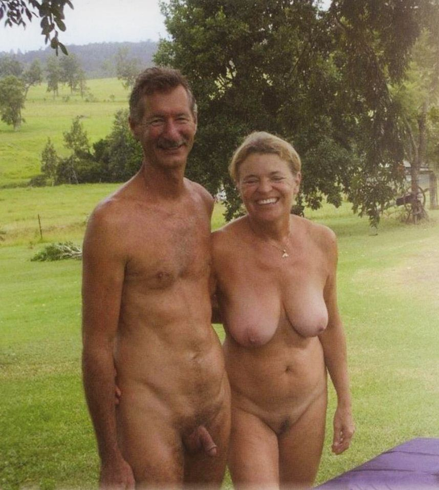 Where can older mature couples naked variant, yes