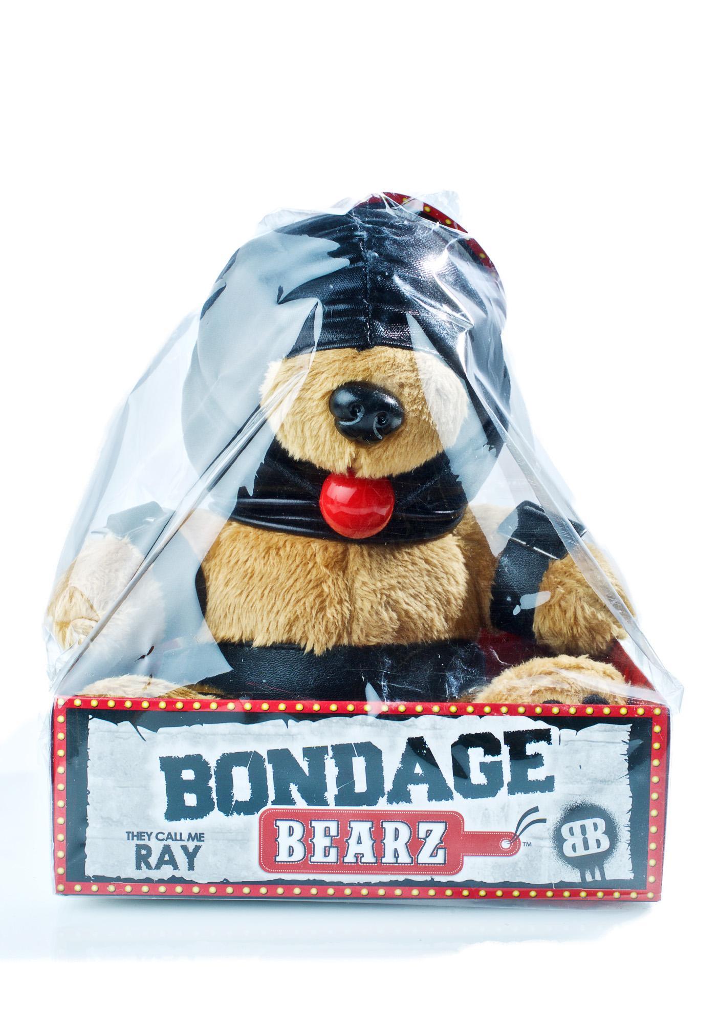 Bondage stuff bears
