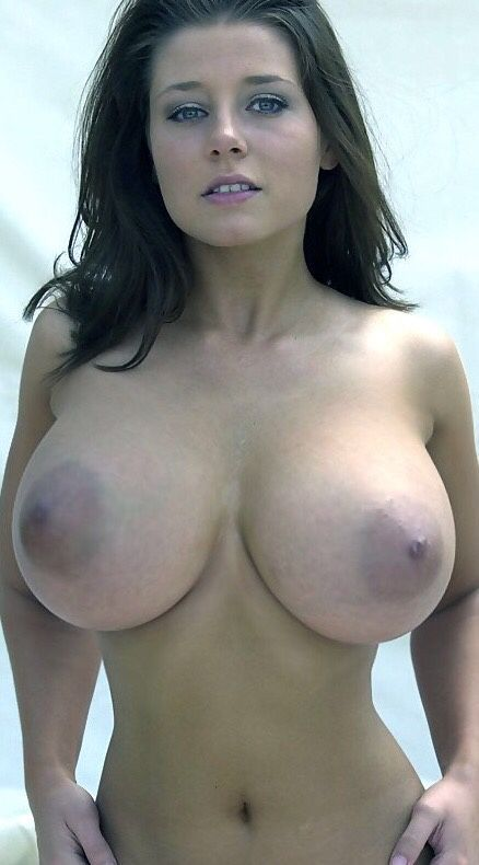 sexy big boobs topless