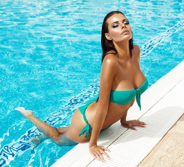 best of Cleavage Bikini austalian