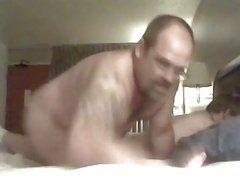 Daddy asshole fuck