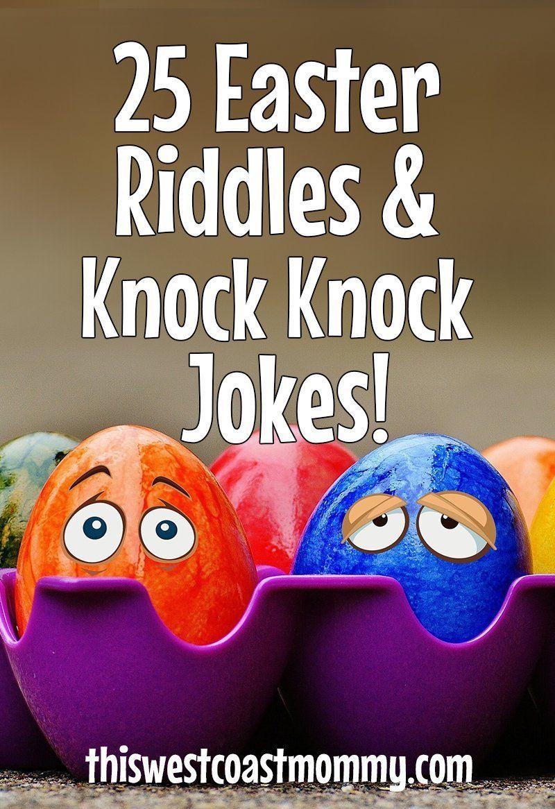 Easter bunny joke knock knock