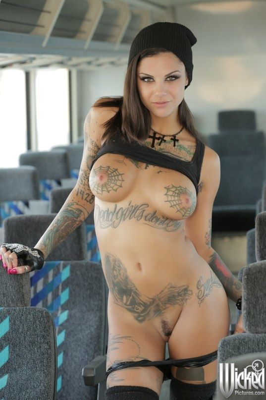 best of Tattooed women Beautiful porn