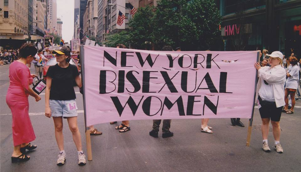 Bisexual woman new york