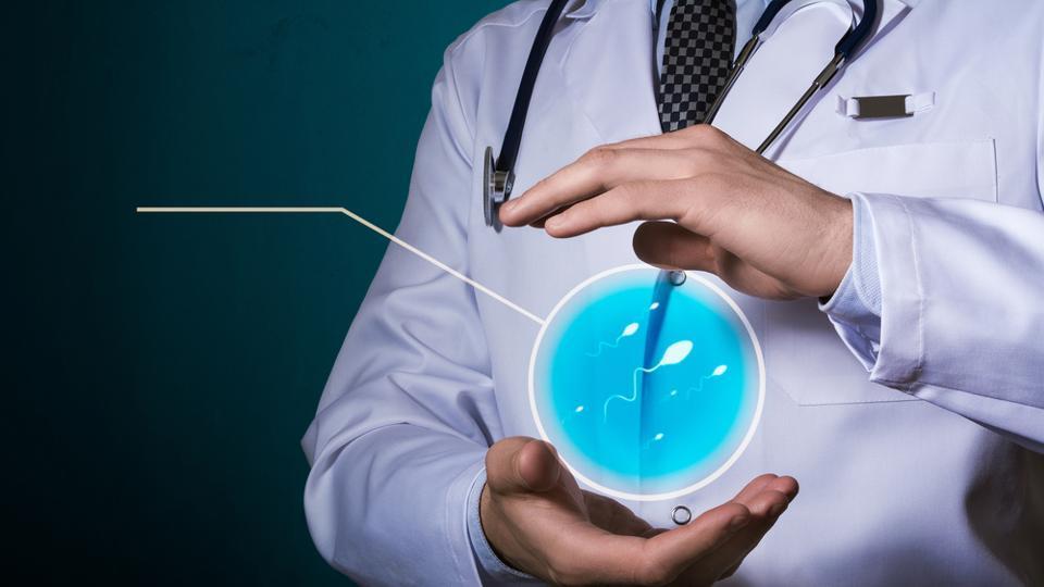 Semen collection steps video medical sperm