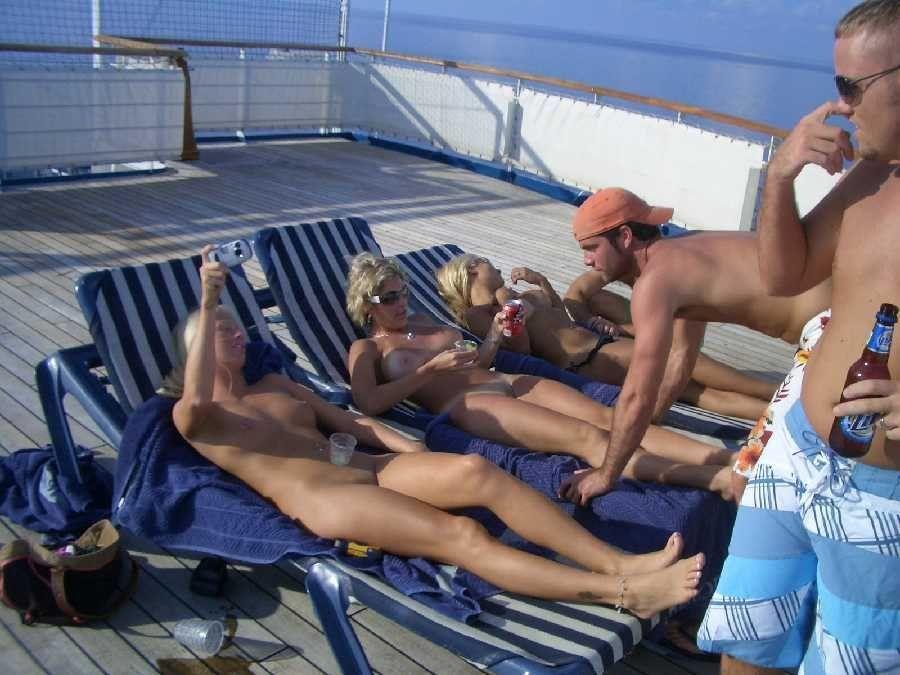best of On Ships Women Nude