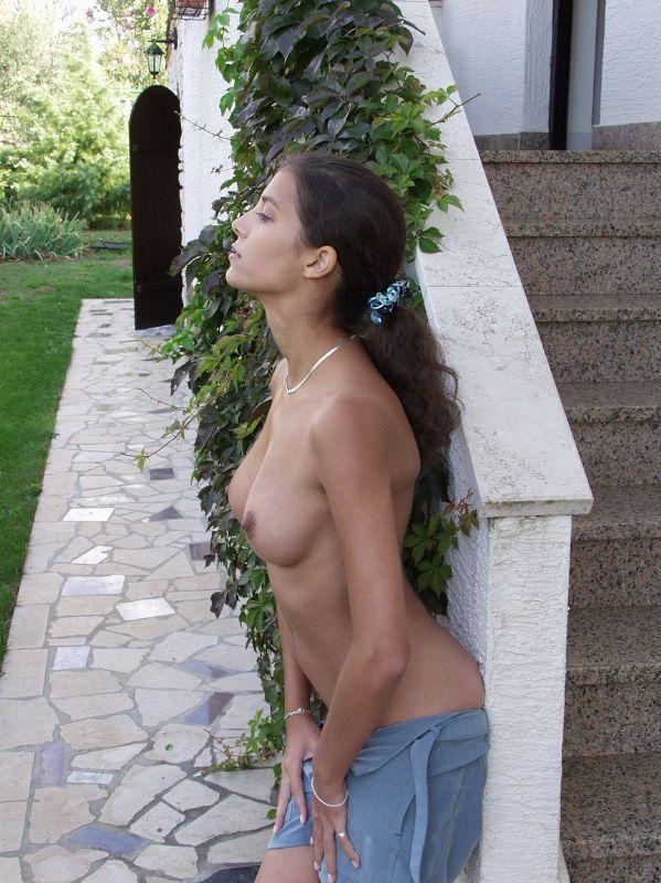 Girl nude outdoor desi ideal