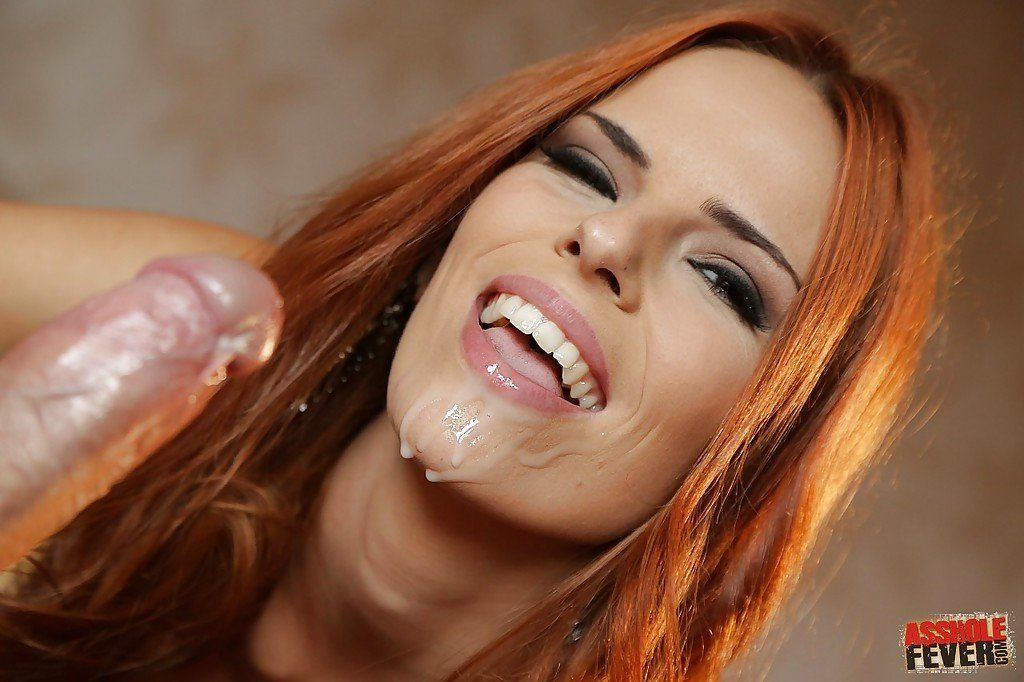 Cum in womens mouths naked