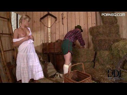 Girl fuck in barn girlfriend brilliant idea