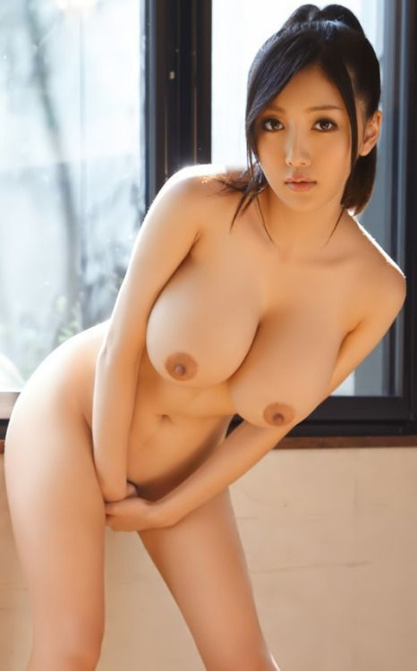 Beautiful big boob korean girls