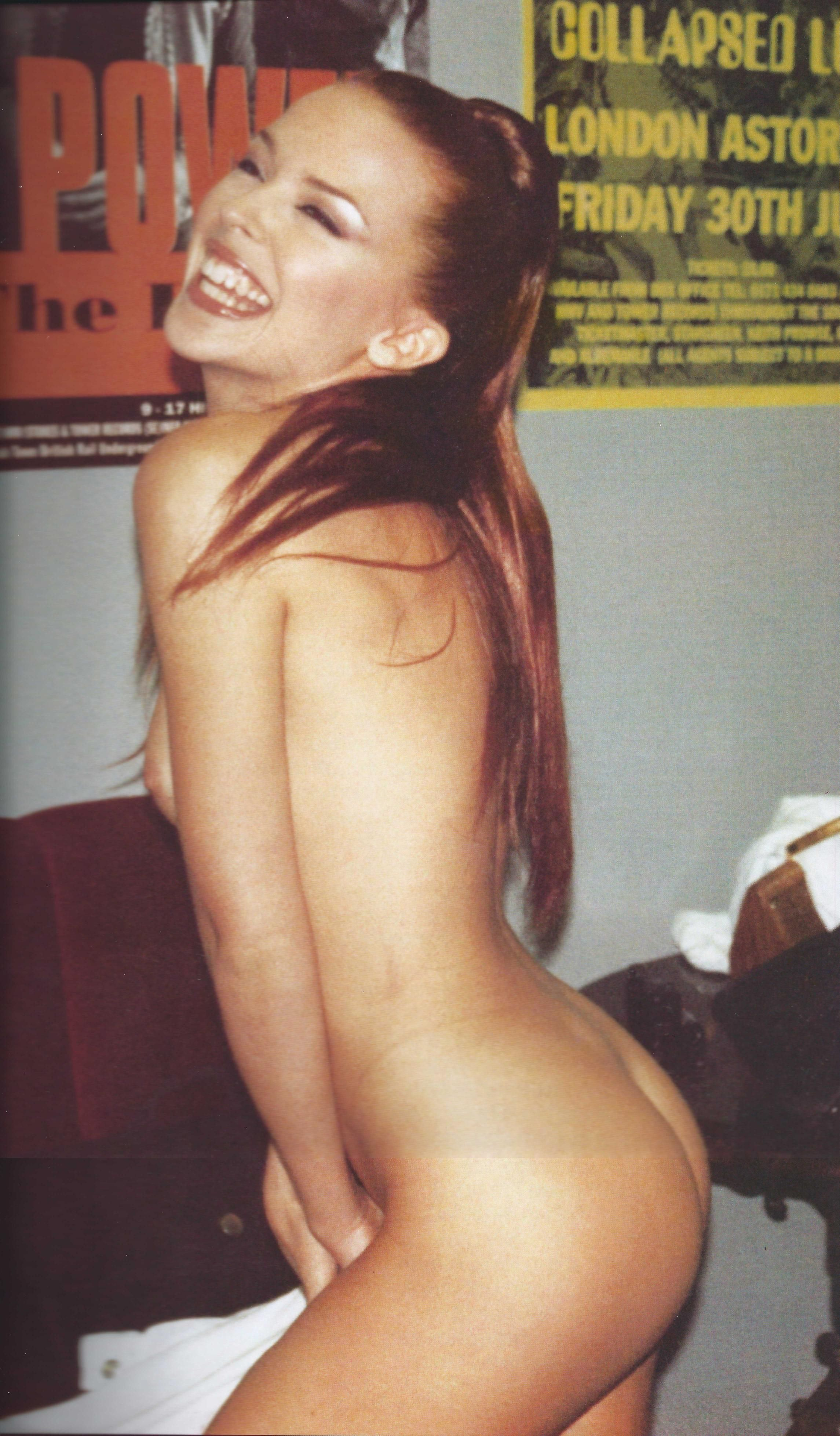 Naked fucked dannii minogue And have