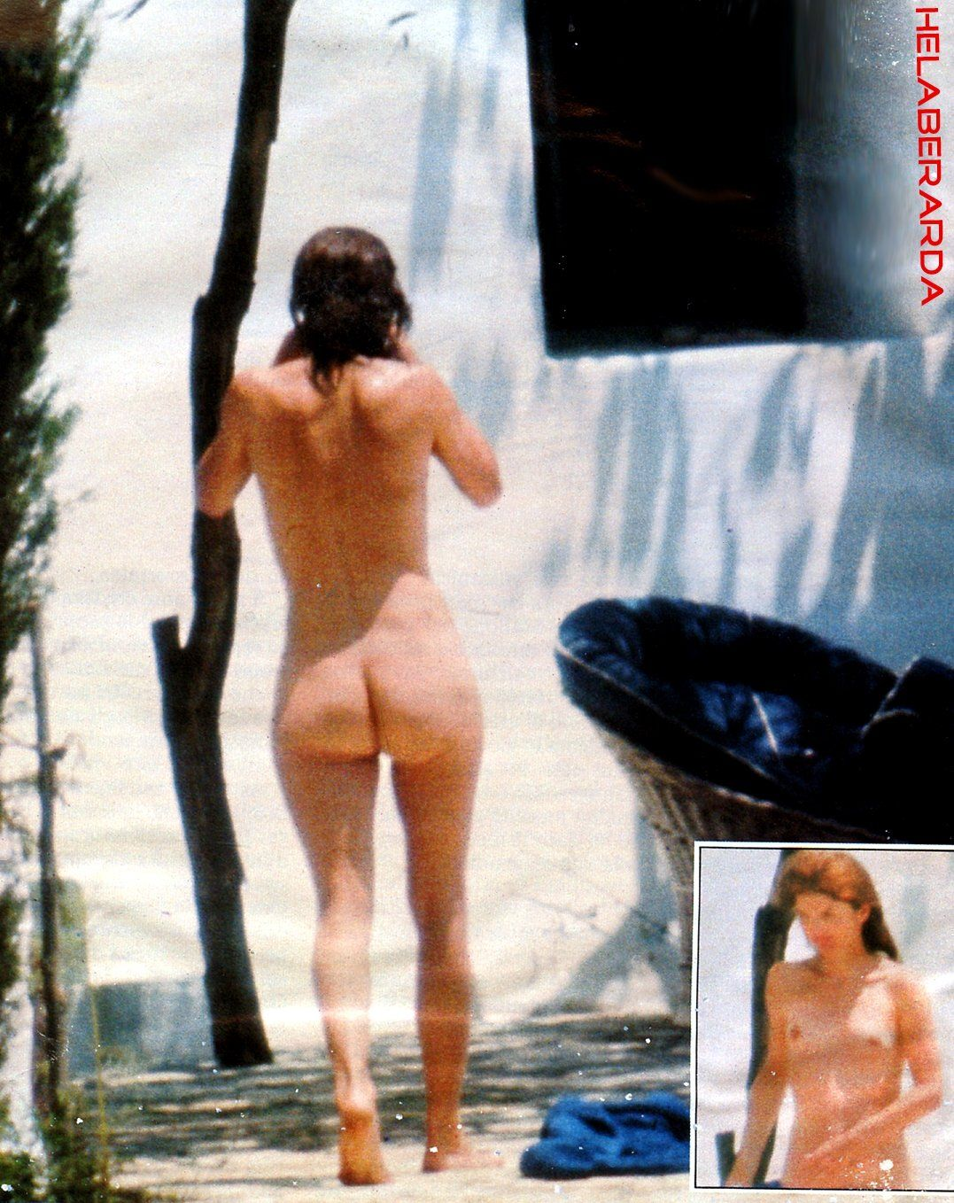 Killer F. reccomend The hustler jackie kennedy nude photos