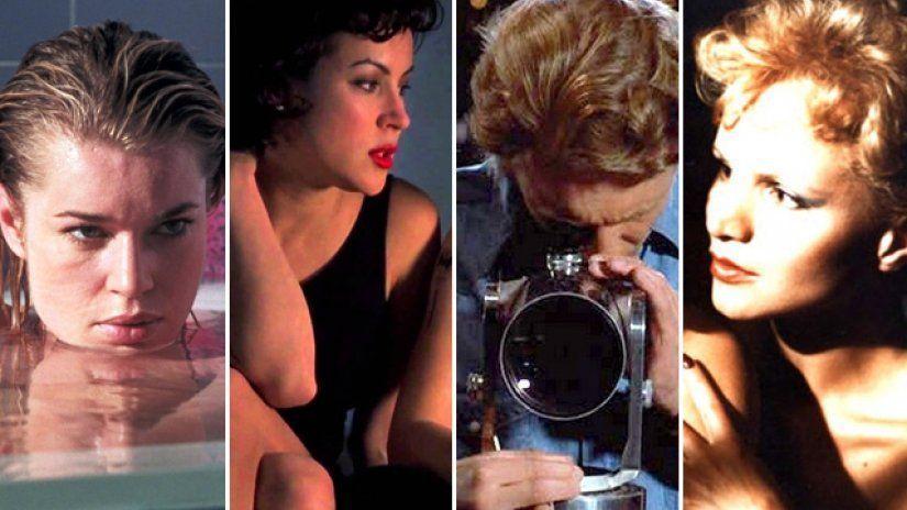 Thumbprint reccomend Erotic thriller 90s