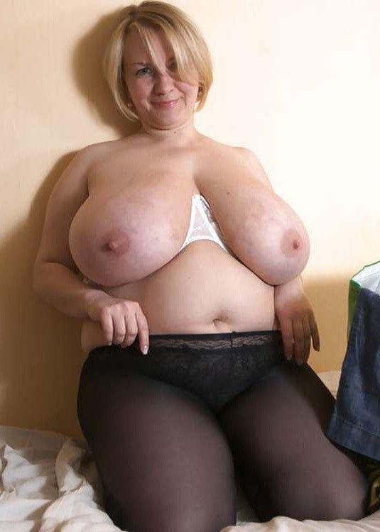 Husky reccomend Mature big titties curvy