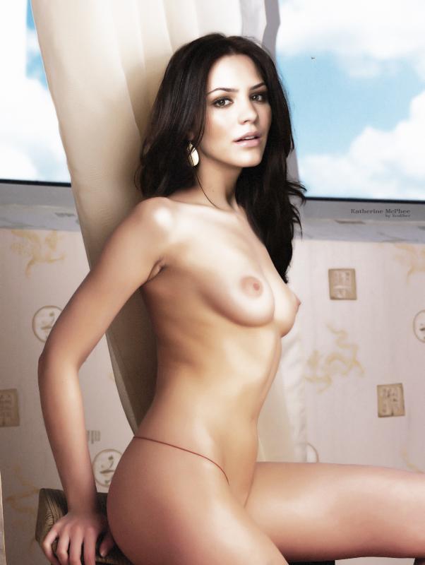 Katharine mcphee sexy fake nude — bild 6