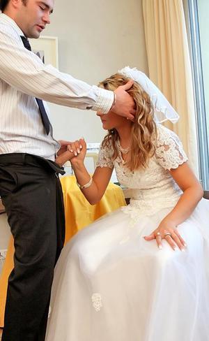 Photo sex wedding porn consider