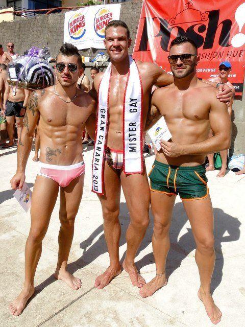 Sugar P. reccomend Canary islands gay
