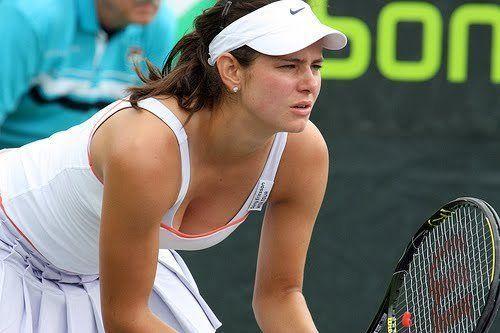Venom reccomend Tennis upskirt goerges
