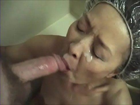 Mature cocksucker video