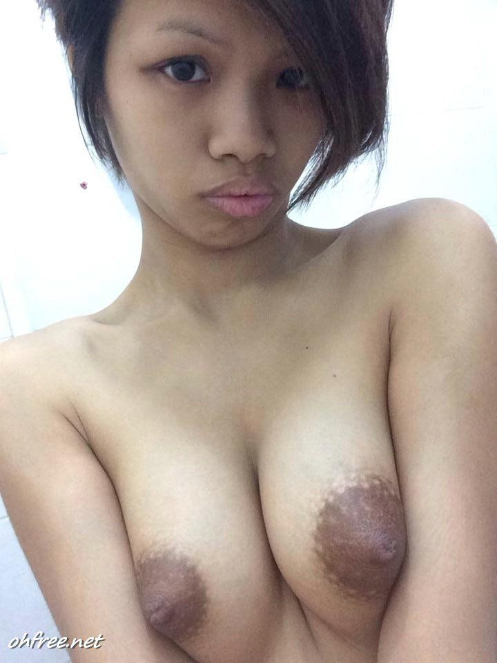 Sexy toppless girl with cum on her