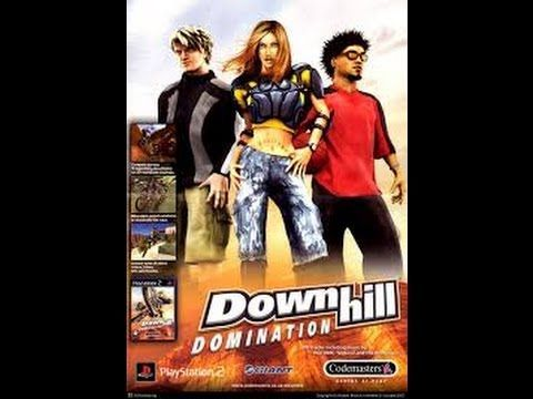 best of Downhill cheatcodes Ps2 domination