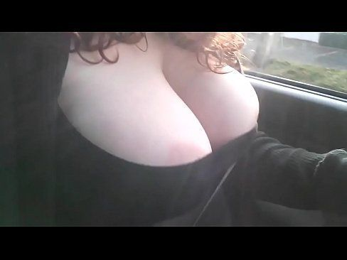 Big tits popping out video