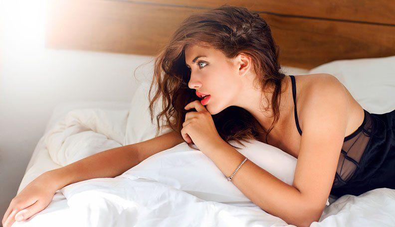 Female damage anal sex