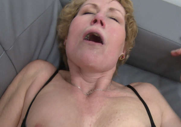 Orgasm face woman all not present