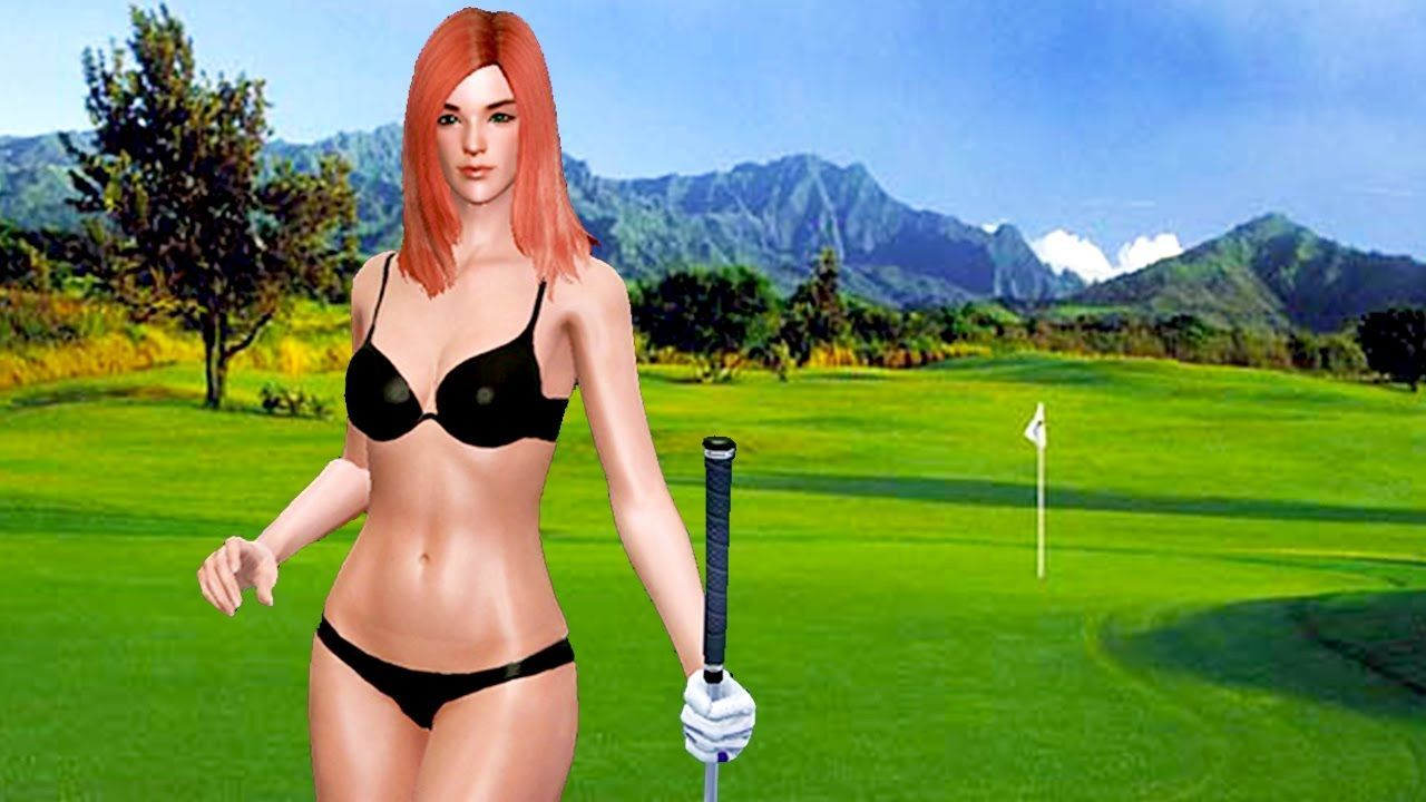 Suggest Nude girl golf course sounds