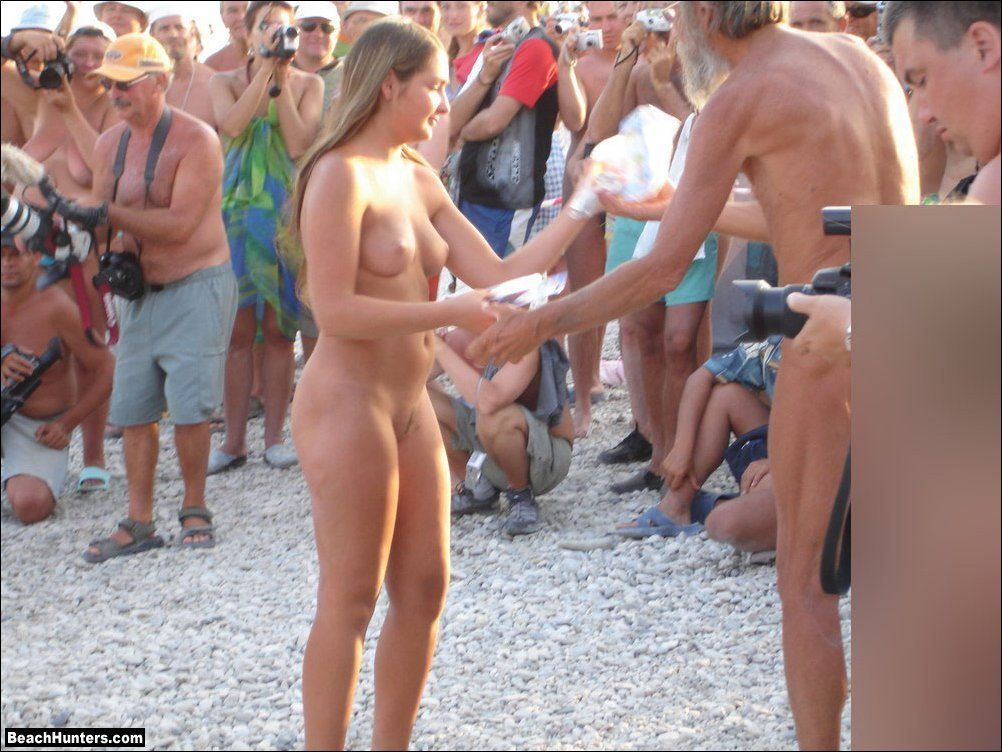 Best beach babes nude for that