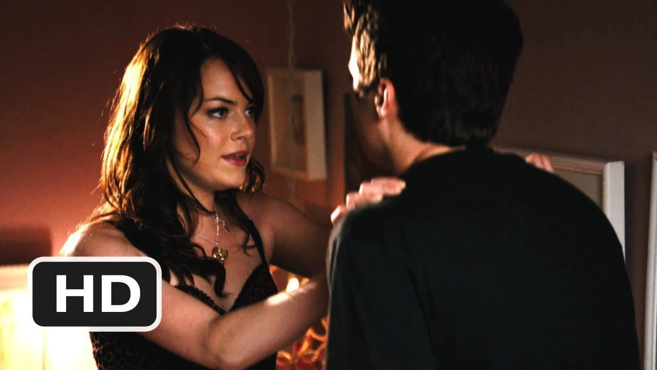 Clip from movie with sex scene