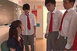 Japanese bukkake teacher movies opinion