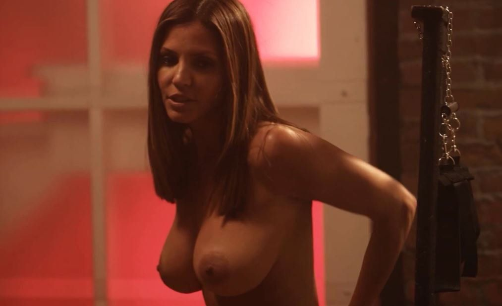 Naked boobs in the movies