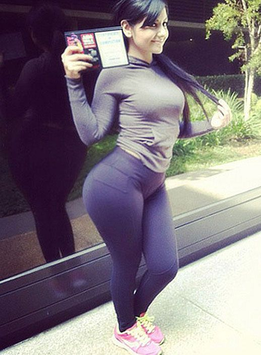 Sexy thick women in hot pants pity