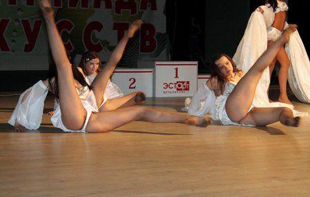 best of Dance Nude upskirt