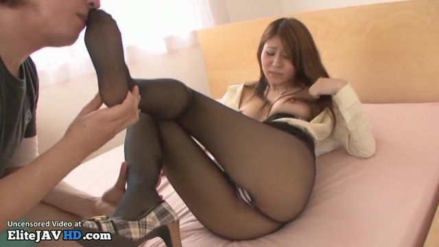 best of Foot pantyhose photo fetish Porn