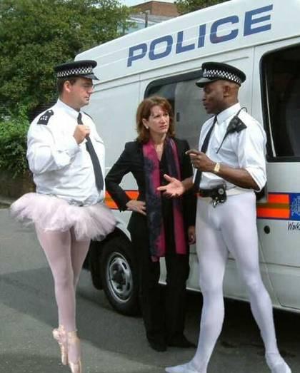 Gay police videos