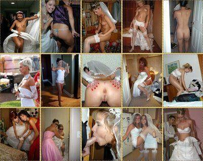 Hot nude brides