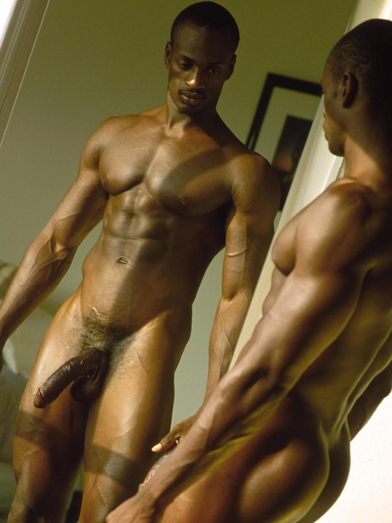 best of Guys Buff nude black