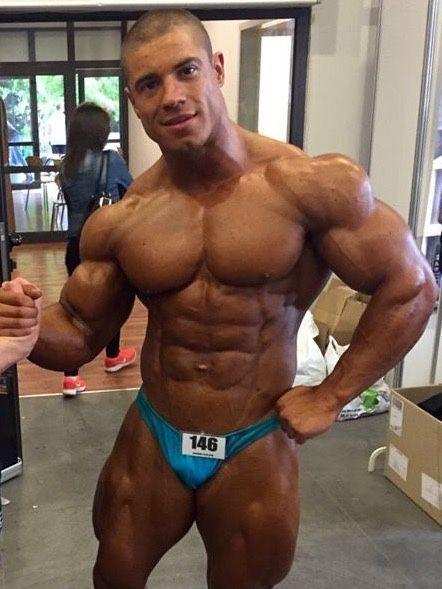 best of Bodybuilders bondage Male