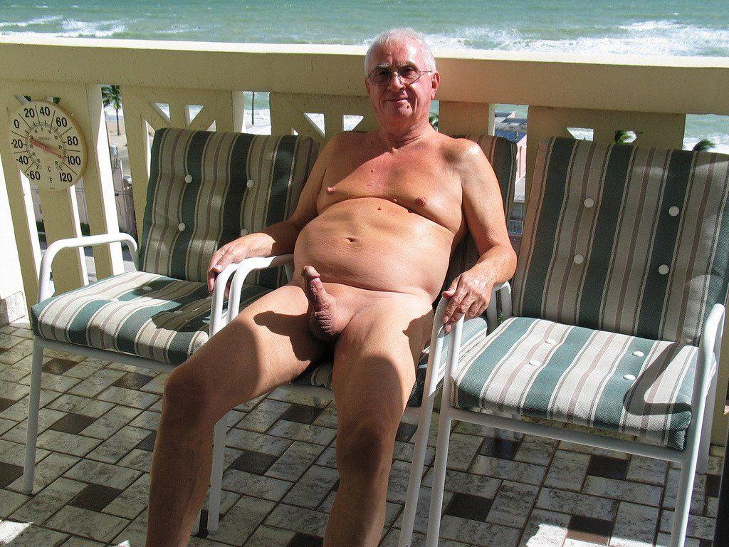 Sultan reccomend Grandma and grandpa nude