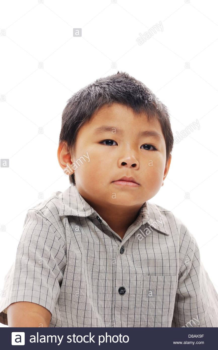 Chubby asian boys