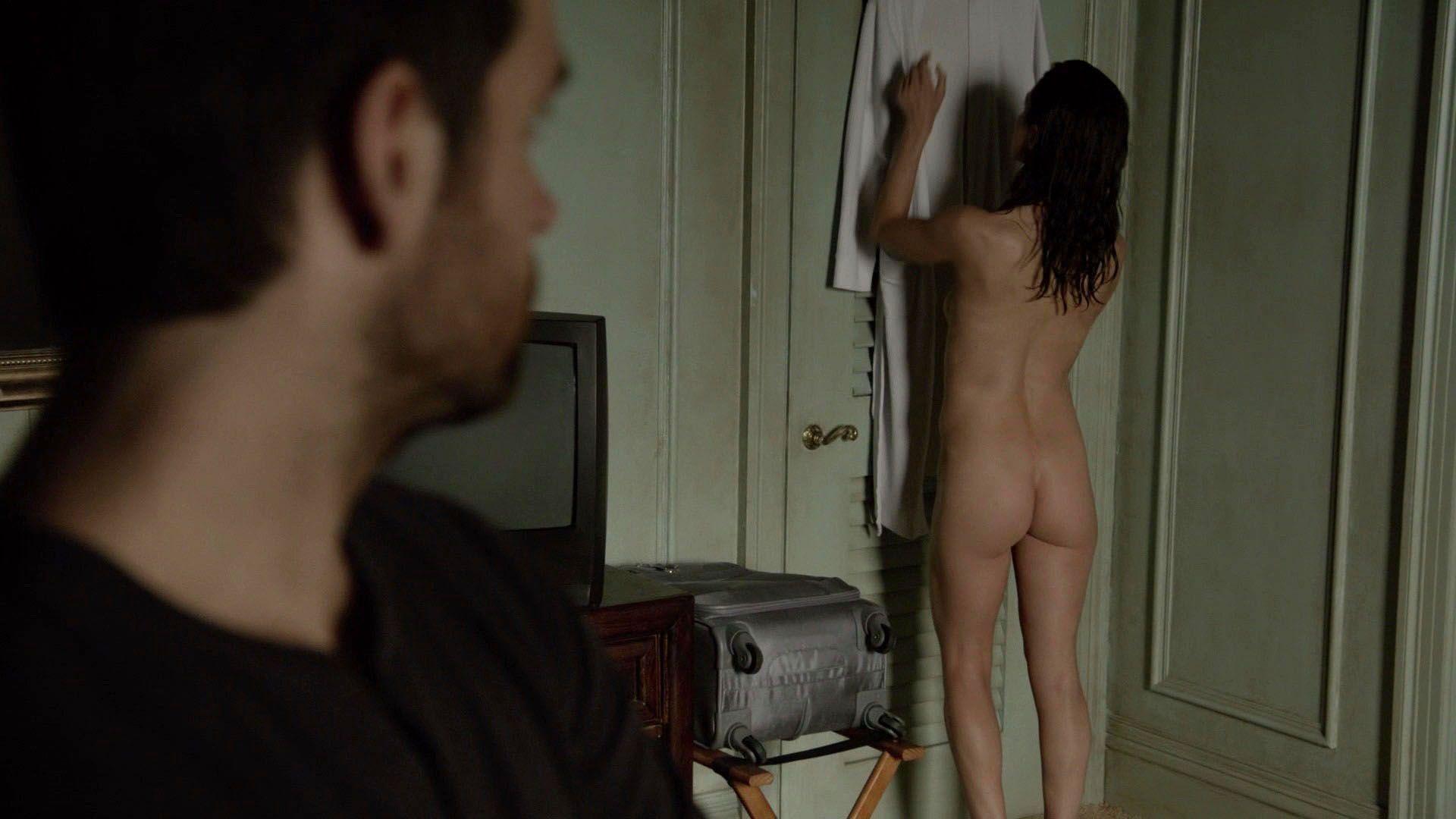Black L. reccomend Aliza duschu nude