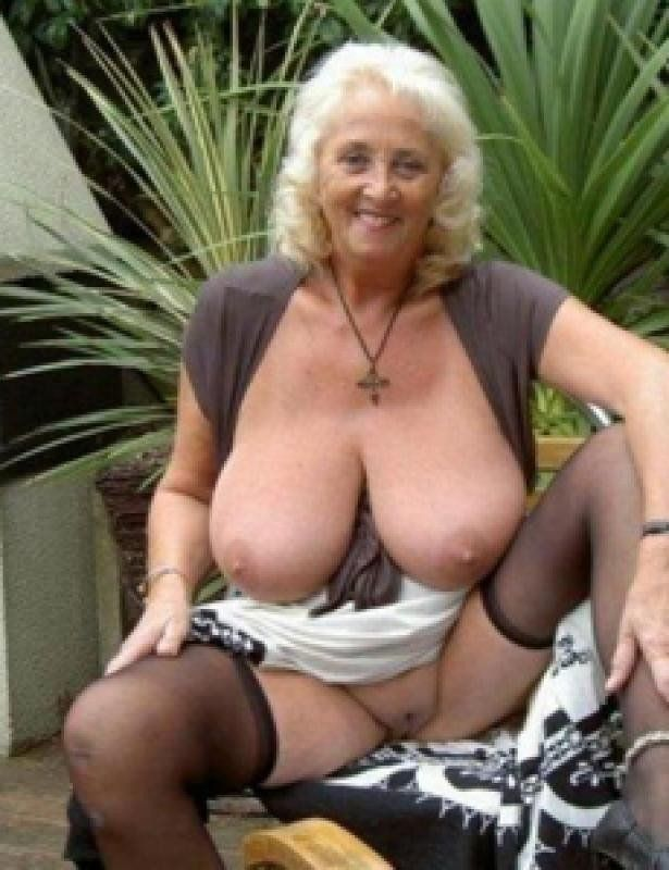 Sexy older women having sex